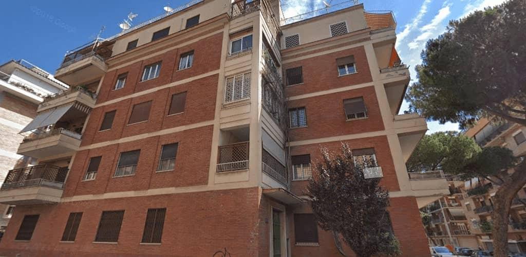 Pompa di calore ad alta efficienza per appartamento