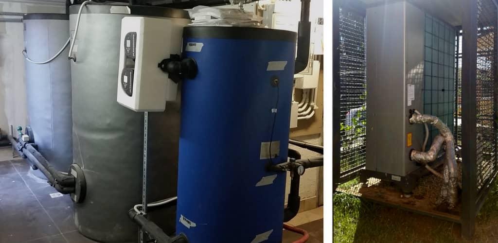 Coronavirus e controllo remoto pompa di calore centrale termica in condominio