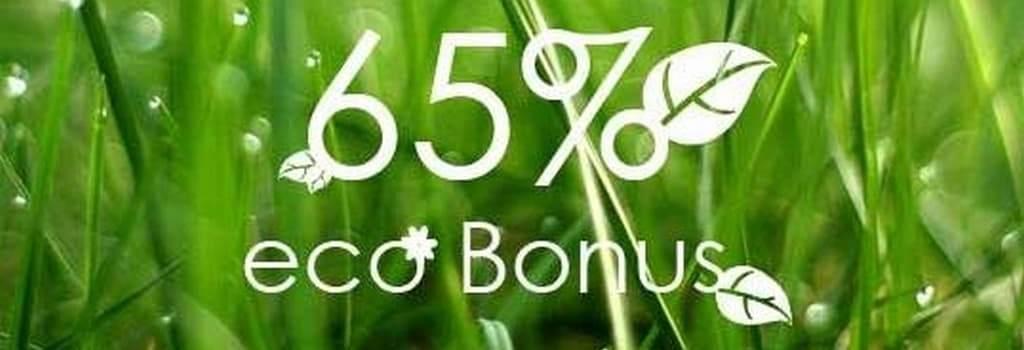 Ecobonus 65% per l'efficienza energetica degli edifici