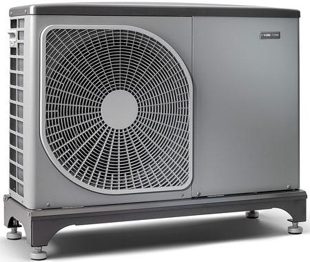 Pompa di calore aria acqua NIBE F2040 - Roma
