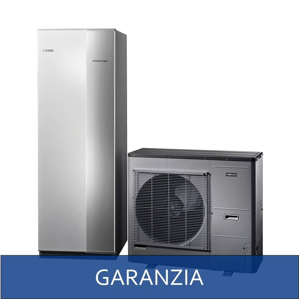 Garanzia pompe di calore NIBE
