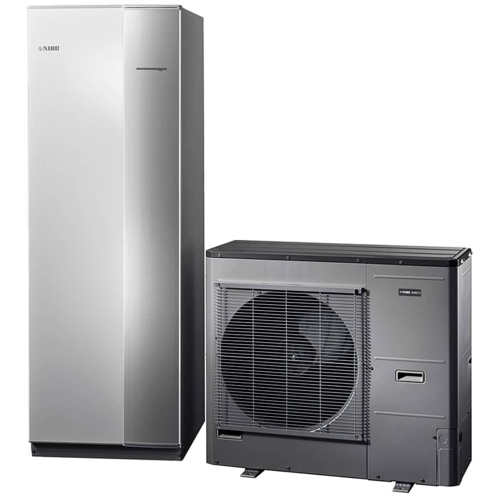 Pompe di calore NIBE - Risparmio fino al 90% sui consumi