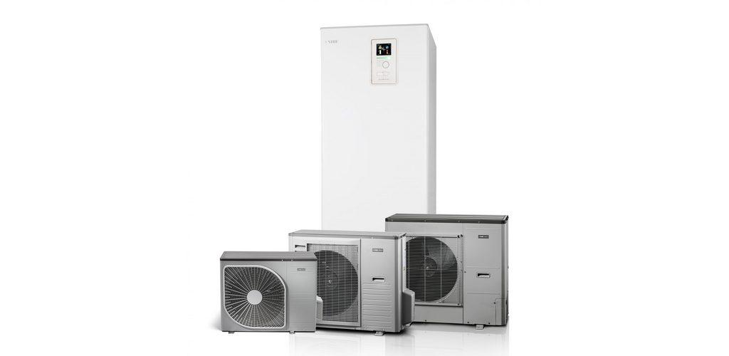 Corso per installatori su pompe di calore aria acqua NIBE